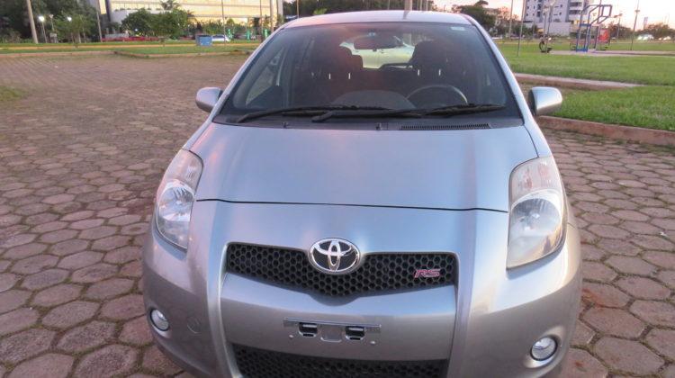 Toyota New Vitz Rs