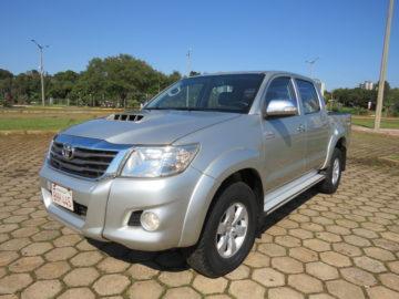 Toyota Hilux D/C 4×4