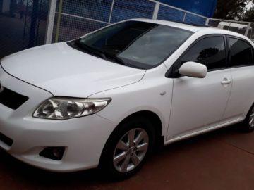 Toyota Corolla Aut. 2009