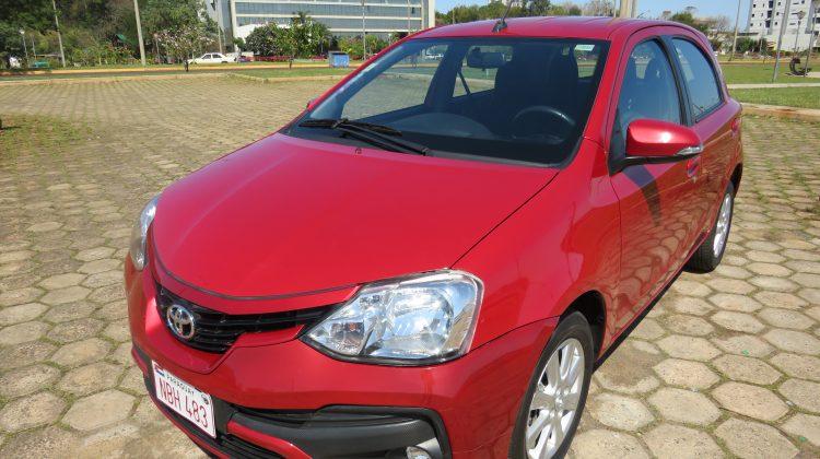 Toyota Etios Aut.