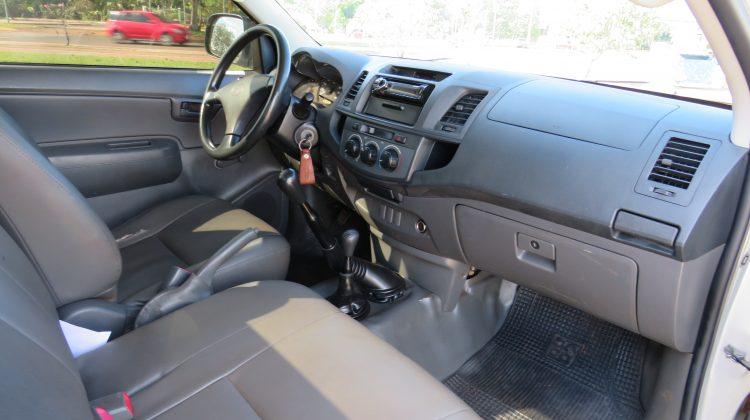 Toyota Hilux C/S 4×4