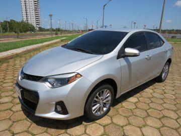 Toyota Corolla CVT 2015
