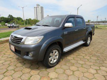 Toyota Hilux D/C 2013