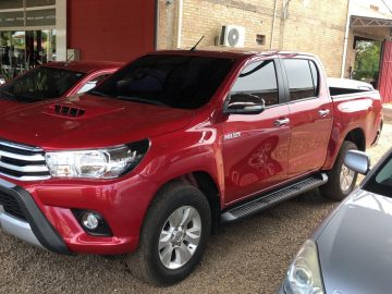 Toyota Hilux Limited 2017